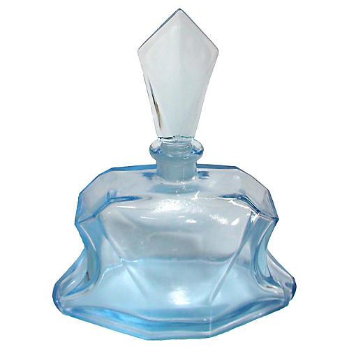Sky Blue Crystal Perfume