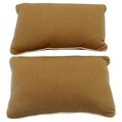 Small Camel Pillows