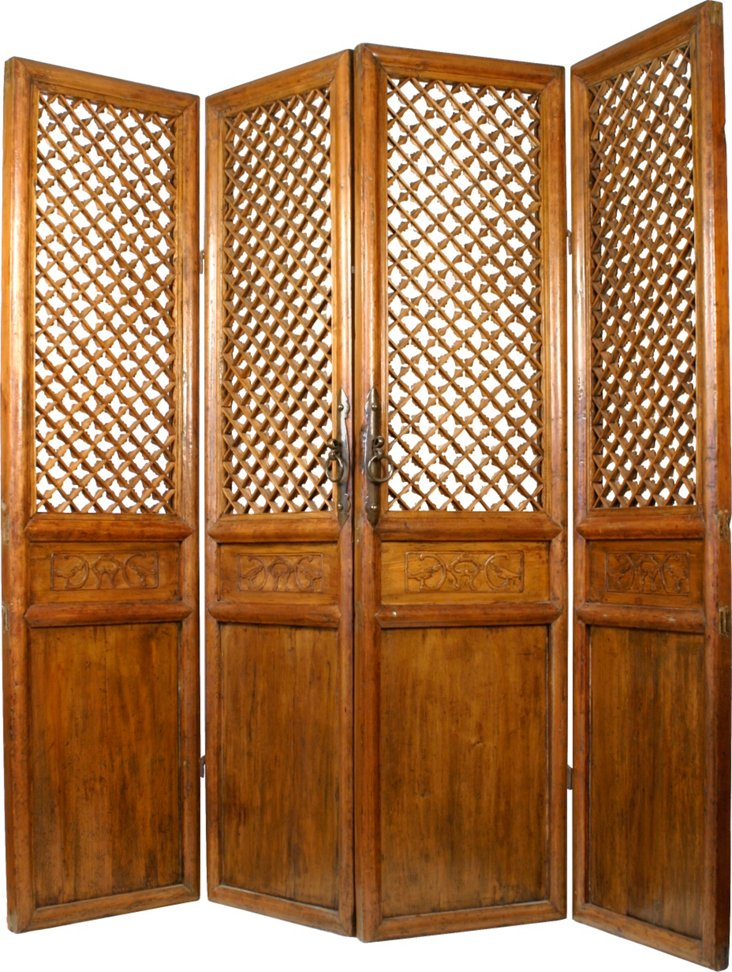 Zhejiang Wooden Screen