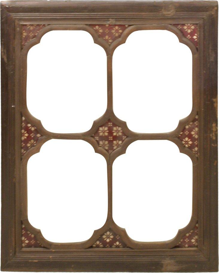 Manchurian Screen w/ Glass
