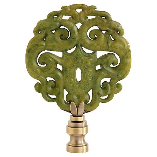 Dragon Crest Lamp Finial