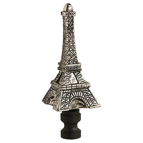 Eiffel Tower Lamp Finial
