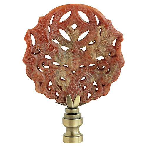 Asian Style Lamp Finial