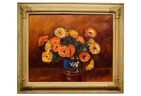 Flowers by Mary E. Oddie