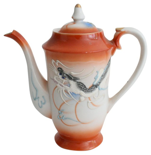 Dragonware Teapot