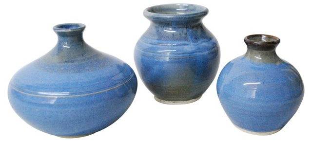 Earthenware Vessels, S/3