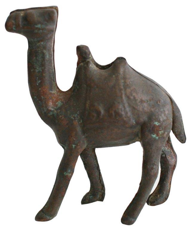 Cast Iron Camel