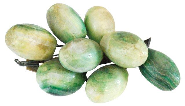 Alabaster Grape   Cluster