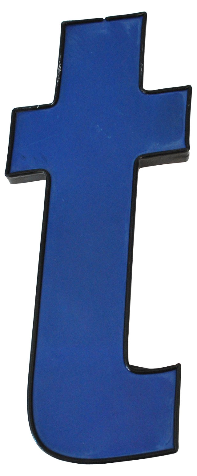 Marquee Letter T