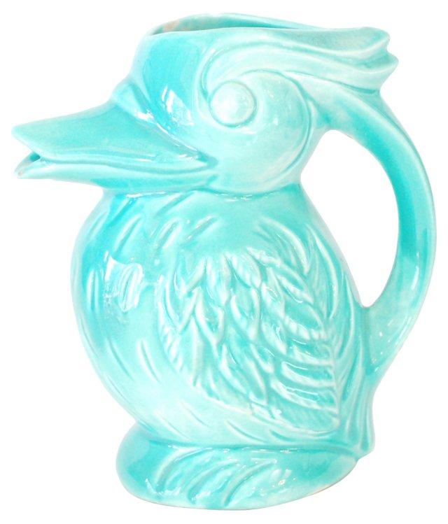 Blue Bird Creamer