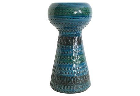 Bitossi Italian  Pottery Vase