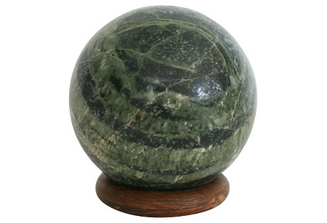 Marble    Sphere   Paperweight