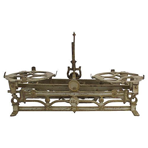 Antique Mercantile Scale