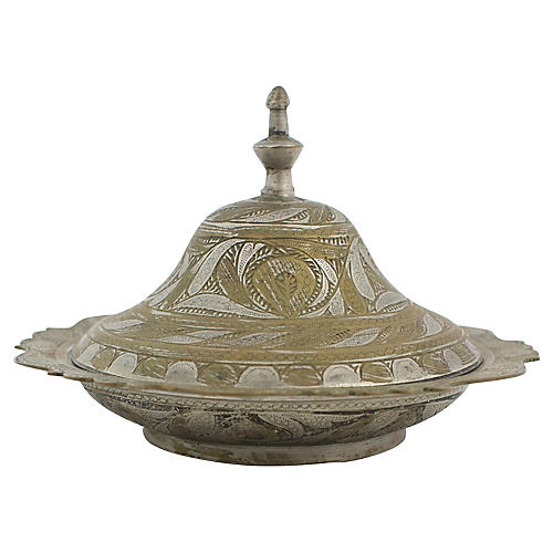 Moroccan Covered Dish