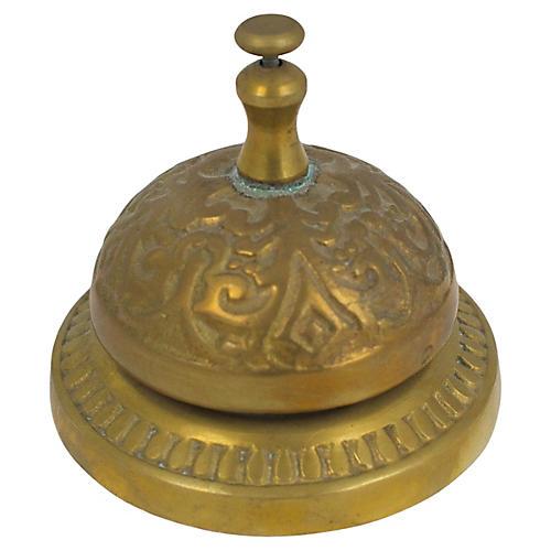 Brass Service Bell