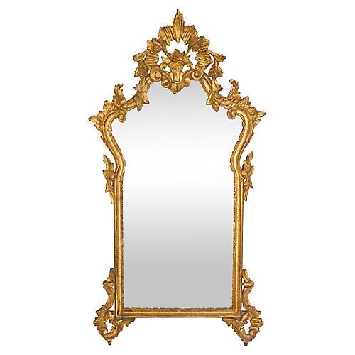 Italian Acanthus Leaf Mirror