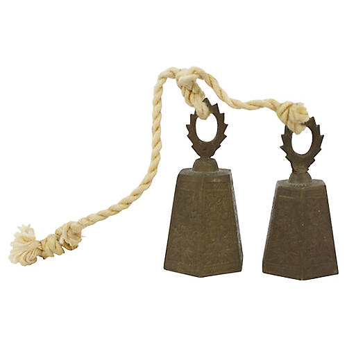 Engraved Brass Bells, Pr