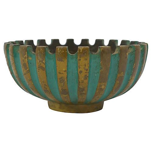 Mid Mod Pal Bell Bowl