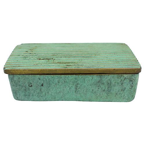Dayagi Brass Box