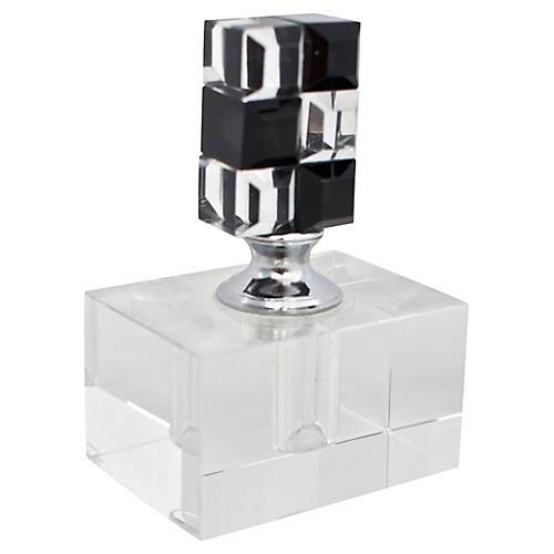 Mid Century Modern Perfume Bottle