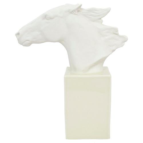 Rosenthal Horse Bust