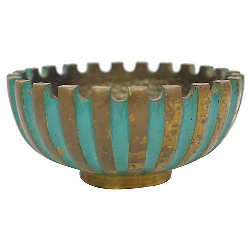 Midcentury Pal Bell Bowl
