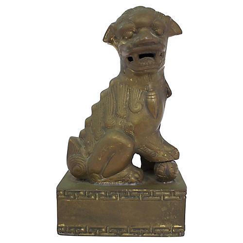 Brass Foo Dog