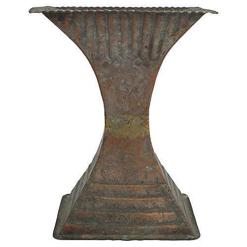 Egyptian Copper Vase