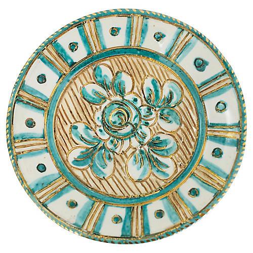 Italian Pottery Ashtray