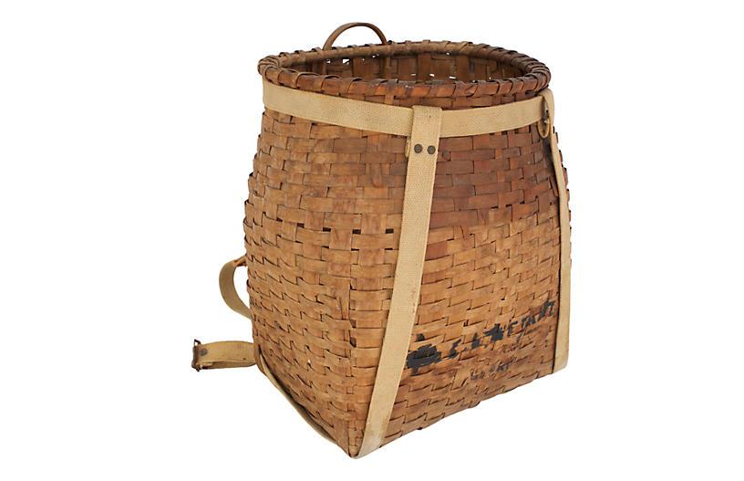 Adirondack Trapper Basket