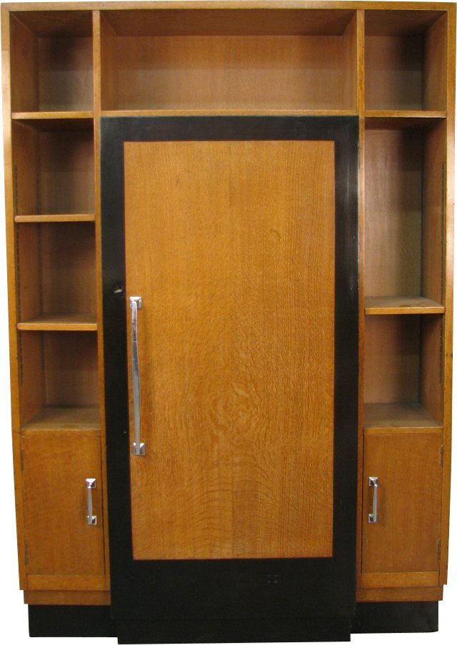 Art Deco Bookcase by Richter