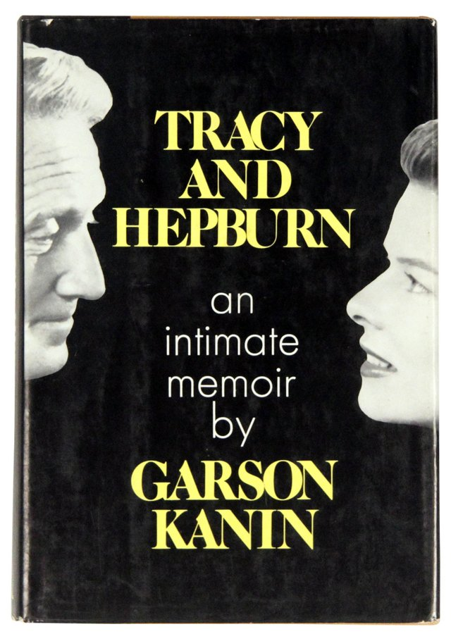 Tracy and Hepburn, Signed