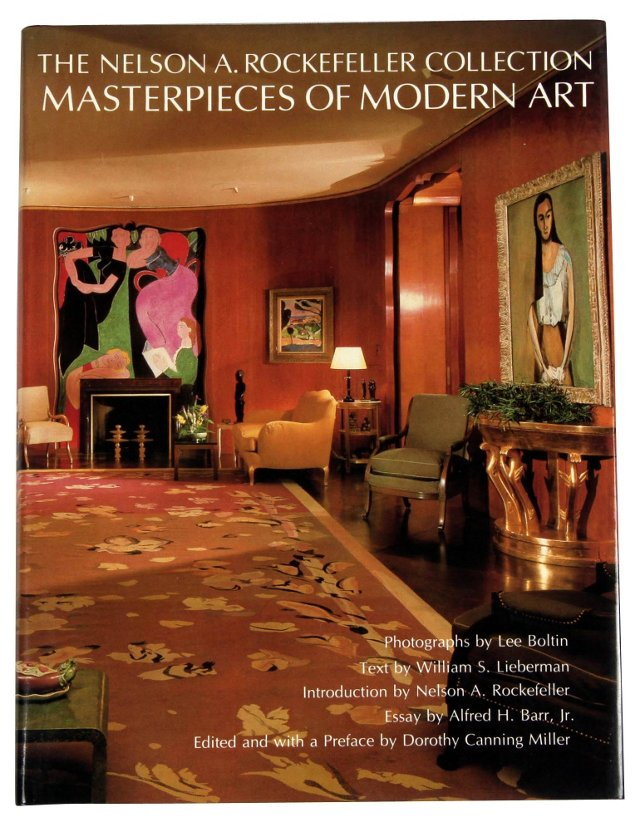 Rockefeller Collection of Modern Art