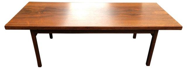 Danish Rosewood Table Attr. Grete Jalk