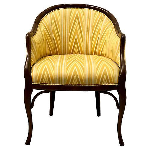 Knob Creek Barrel Chair