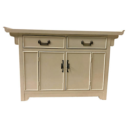 Asian Style Credenza by Bernhardt