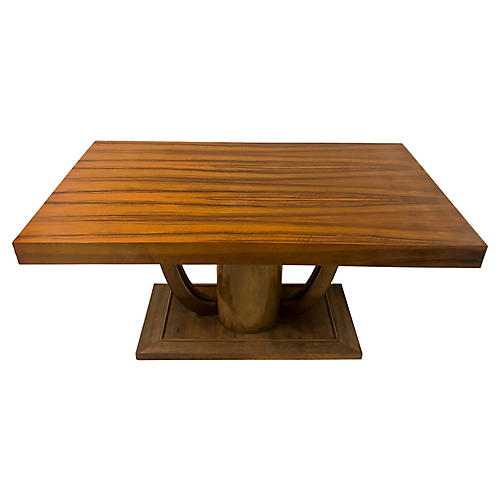 Rosewood Dining Table Desk