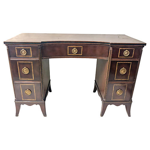 Hollywood Regency Irwin Vanity / Desk