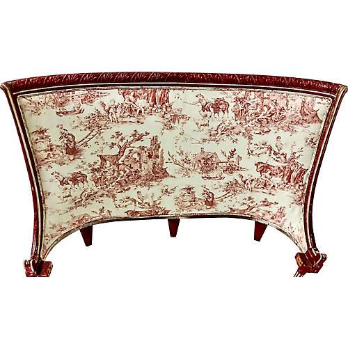 French Bed in Stroheim & Romann