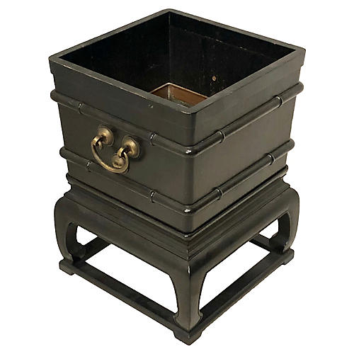 Baker Furniture Asian Style Planter