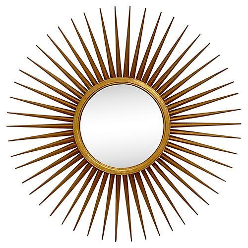 Parish-Hadley Sunburst Mirror