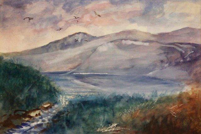 Near Storr Rock, Scotland, 1908