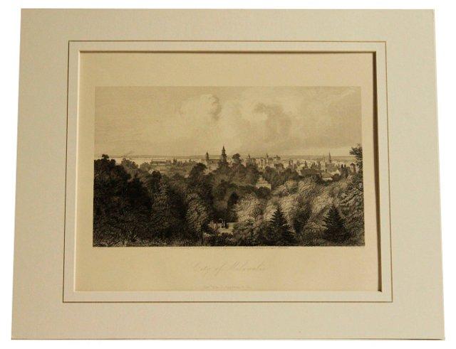 Milwaukee, 1872