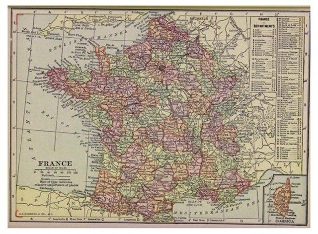 France, 1919