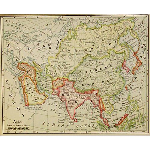 Asia, 1899