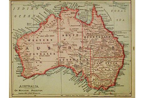 Australia, 1899
