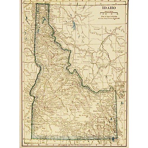 Idaho, 1919