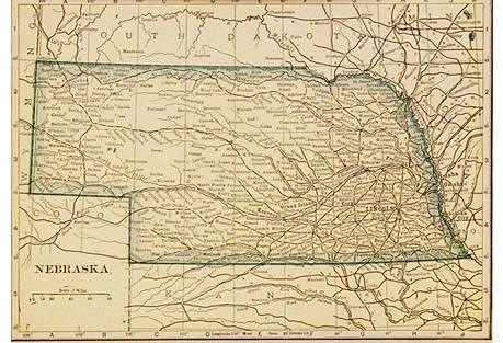 Nebraska , 1919
