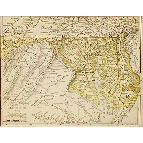 Maryland, 1899