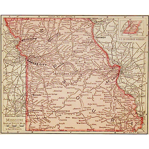 Missouri, 1899